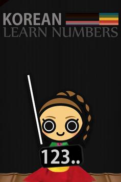 Learn Korean Numbers, Fast! poster