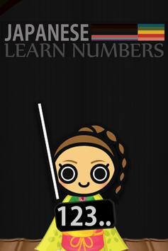Learn Japanese Numbers, Fast! poster