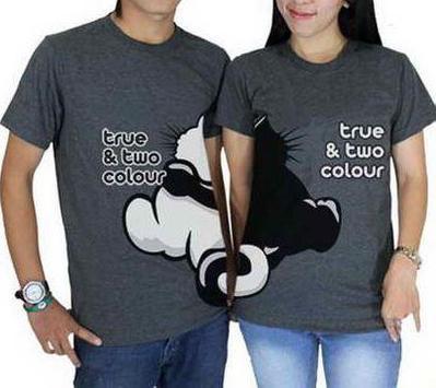 Couple T-shirts Idea apk screenshot