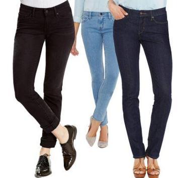 Women Long Jeans screenshot 1