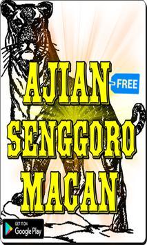 Ajian Senggoro Macan poster