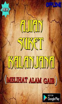 Ajian Suket Kalanjana (melihat alam gaib) poster