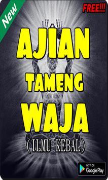 Ajian Tameng Waja poster