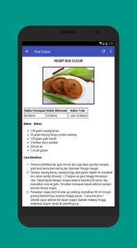 Aneka Resep Kue Basah Tradisional screenshot 3