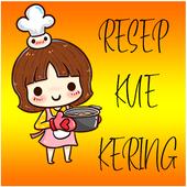 Aneka Resep Kue Kering Populer icon