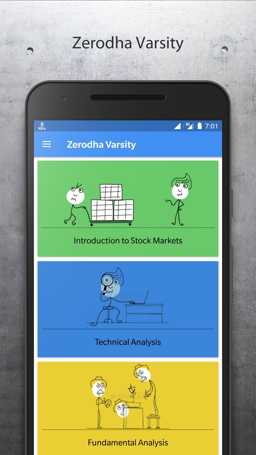 Zerodha Varsity for Android - APK Download