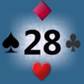 Card Game 28 (Twenty Eight) icon