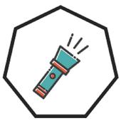 Aj FlashLight icon