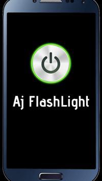 Aj FlashLight poster