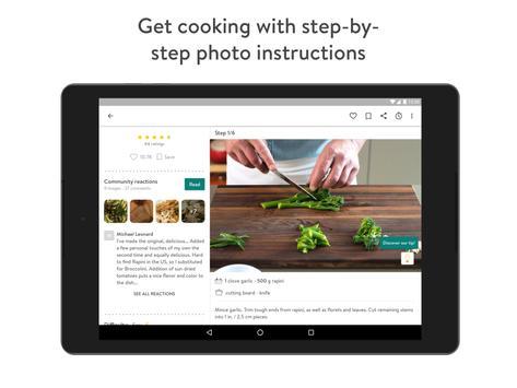 Kitchen Stories تصوير الشاشة 7