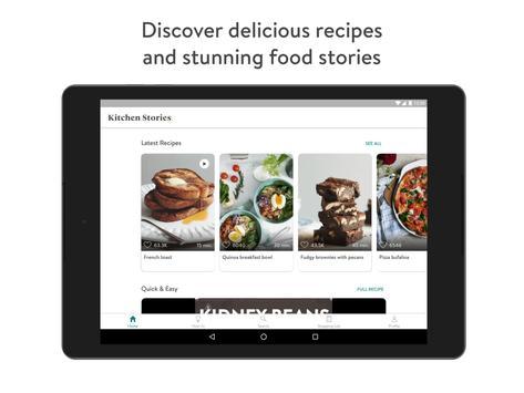 Kitchen Stories تصوير الشاشة 5
