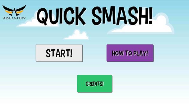 Quick Smash poster