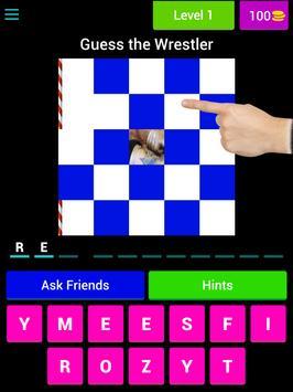 WRESTLING QUIZ TRIVIA screenshot 6