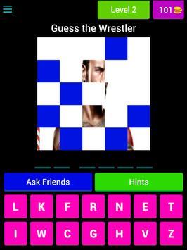 WRESTLING QUIZ TRIVIA screenshot 8