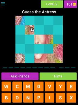 Bollywood Actress Quiz Trivia screenshot 14
