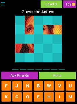 Bollywood Actress Quiz Trivia screenshot 15