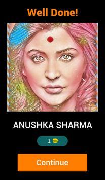 Bollywood Actress Quiz Trivia screenshot 1