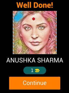 Bollywood Actress Quiz Trivia screenshot 7
