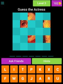 Bollywood Actress Quiz Trivia screenshot 9