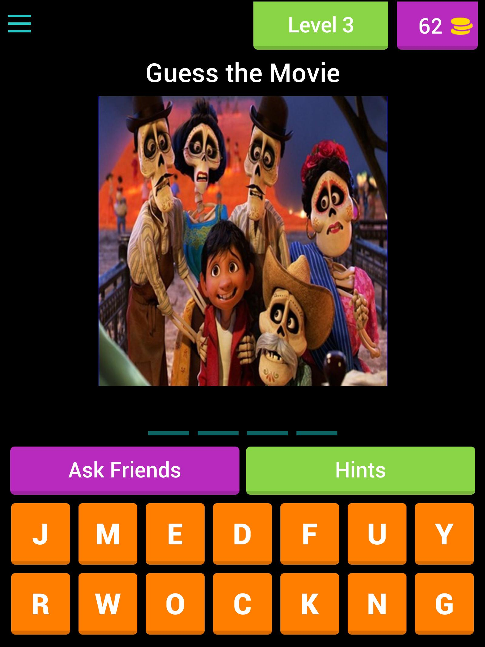 Cartoon Quiz- Movies for Android - APK Download