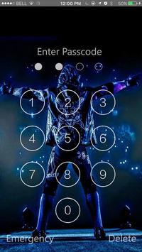 AJ Styles Lock Screen HD Wallpaper poster