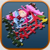 Jigsaw Puzzle for Masha icon
