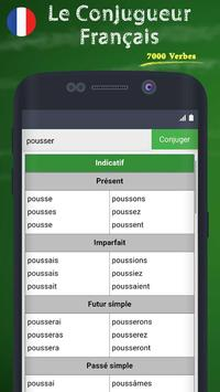 French Conjugation screenshot 2