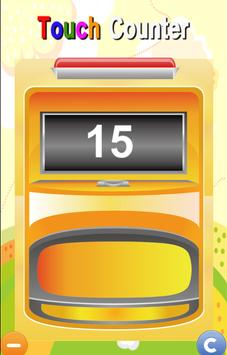 Touch Counter apk screenshot