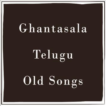 Ghantasala Telugu Old Songs poster