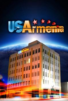 USArmeniaTV poster