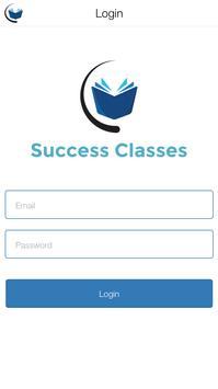 Success Classes poster