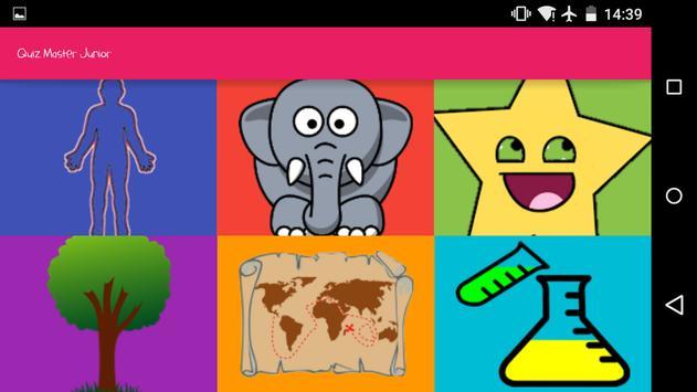 GK Quiz Game screenshot 1