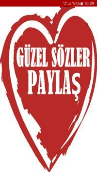 Güzel Sözler Paylaş poster