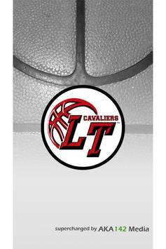 Lake Travis Basketball poster