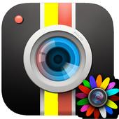 Insta Photo Selfie Studio Edit icon