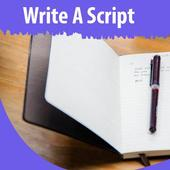 How To Write A Script icon