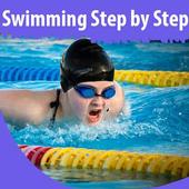 Swimming Step by Step icon