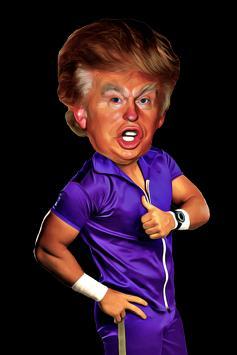 Angry Donald Trump apk screenshot