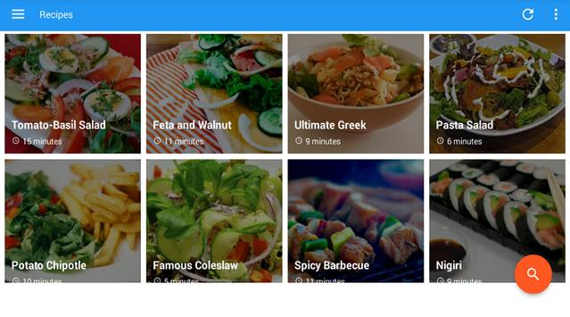 Quick and Easy Cooking Recipes App for Beginners screenshot 2