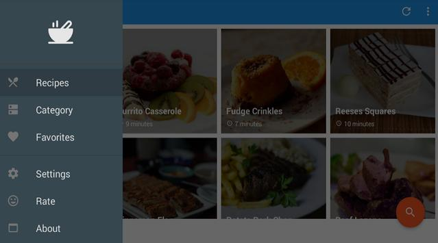 Quick and Easy Cooking Recipes App for Beginners screenshot 4