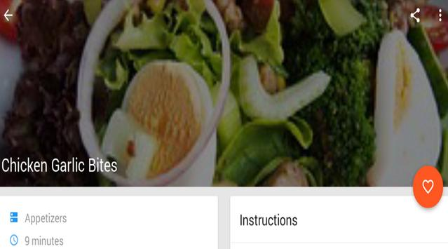 Quick and Easy Cooking Recipes App for Beginners screenshot 6