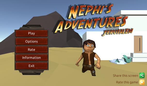 Nephi's Adventures: Jerusalem poster