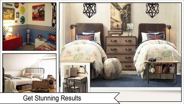 Boys VintageInspired Bedroom Decor Ideas screenshot 3