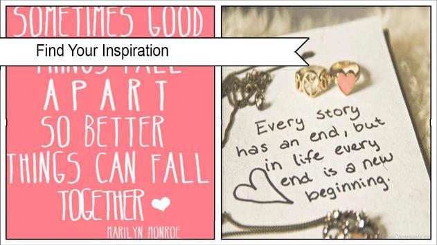Break Up Quote Wallpapers APK Download - Free Art & Design APP for ...