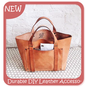 Durable DIY Leather Accessories icon