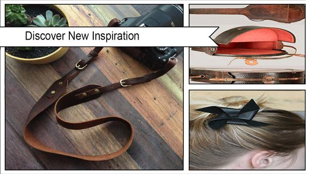 Durable DIY Leather Accessories screenshot 3