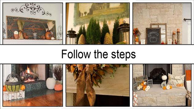 Stunning Fall Mantel Decorating Ideas screenshot 4