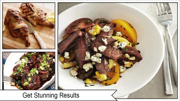 Savory Fire Grilled Steak Recipe screenshot 3
