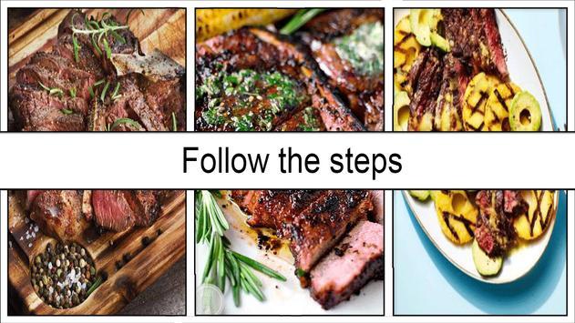 Savory Fire Grilled Steak Recipe screenshot 4