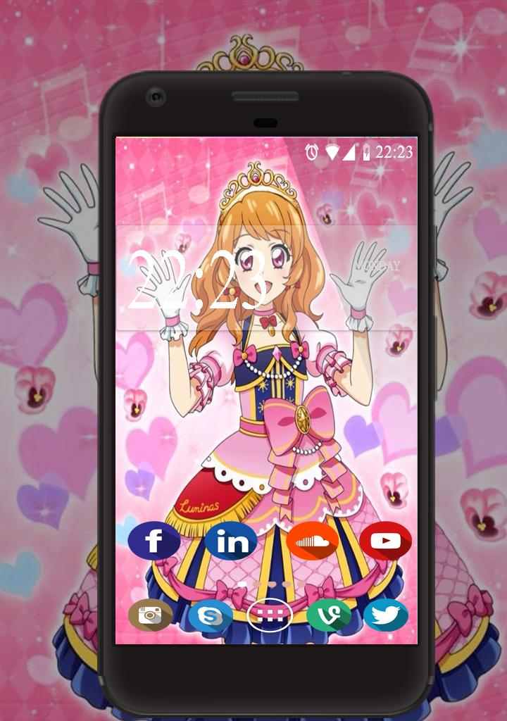 Akari Ozora Fan Aikatsu Wallpaper For Android Apk Download